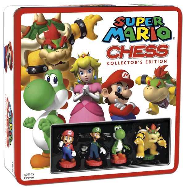 Шахматы Супер Марио