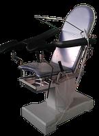 Кресло гинекологическое «MCF КG 03-01» на электроприводе, колонного типа