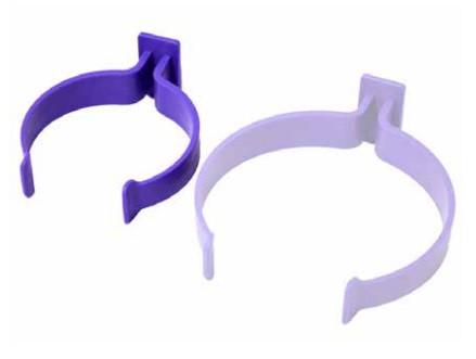 Пластиковый зажим Plastic Clip S, 83 мм (для открытых рулонов)