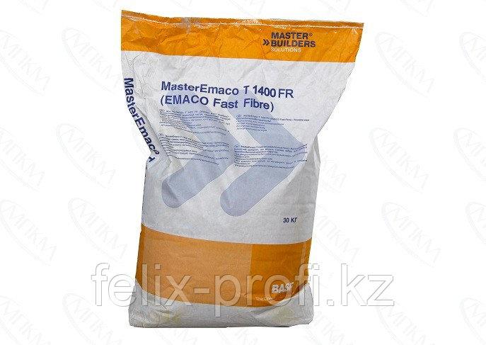 MasterEmaco T 1400 FR - безусадочная быстротвердеющая сухая смесь наливного типа