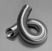 Воздуховод полужесткий алюминиевый диаметр 100 длина 2.5 метров