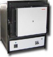 Печь муфельная SNOL 4/1300 L (Т=1300°, V=4 л, 120х300х100 мм, керамика, m=55 кг, электронный терморегулятор E5