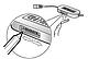 Шнур-переходник Jabra Smart Cord GN1200 QD/RJ10 прямой, фото 2
