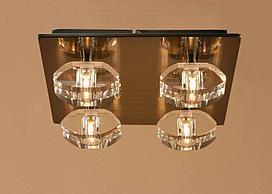 Потолочный светильник Mantra ALFA 0567-4L