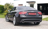 Выхлопная система Supersprint на Audi A5 '07