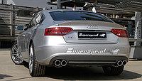 Выхлопная система Supersprint на Audi A5 Sportback '09