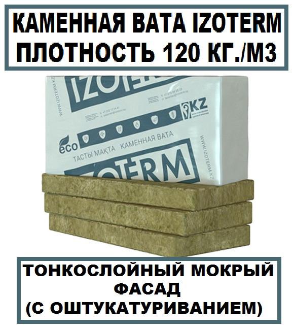Минплита Изотерм IZOTERM П125