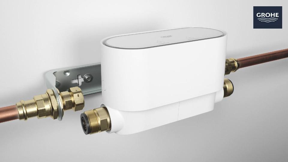 Интеллектуальное устройство управления подачей воды GROHE SENSE GUARD