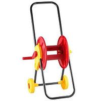 "Катушка GRINDA для шланга на колесах, 45 м/1/2"""