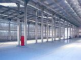 Изготовление металлоконструкций, стальных каркасов, легких металлоконструкций для быстровозводимых зданий, фото 8