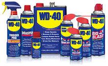 WD-40 - технические аэрозоли