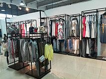 Торговое оборудование для бутика женской одежды в т.центре Гранд Парк