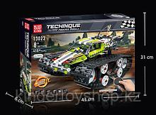 Конструктор Аналог LEGO Technic 42065 MOULD KING 13023 Скоростной вездеход с ДУ 410 дет