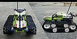 Конструктор Аналог LEGO Technic 42065 MOULD KING 13023 Скоростной вездеход с ДУ 410 дет, фото 5
