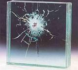 Бронированое пулестойкое стекло класса БР4, фото 2