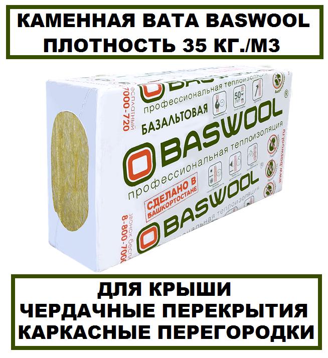 Минплита BASWOOL П35
