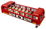 Конструктор LEPIN 21045 Лондонский автобус 1716 деталей аналог Lego 10258 CREATOR LONDON BUS, фото 3