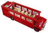 Конструктор LEPIN 21045 Лондонский автобус 1716 деталей аналог Lego 10258 CREATOR LONDON BUS, фото 4