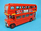 Конструктор LEPIN 21045 Лондонский автобус 1716 деталей аналог Lego 10258 CREATOR LONDON BUS, фото 5