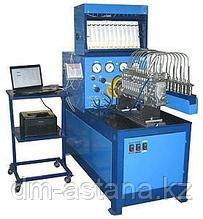 Стенд для испытания дизельной топливной аппаратуры СДМ-12-03-18 Full-Complect ЕВРО