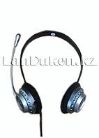 Головная гарнитура наушники с микрофоном HYUNDAI CIC-528