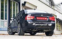 Выхлопная система Supersprint на BMW M3 E90