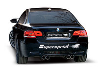 Выхлопная система Supersprint на BMW M3 E92, фото 1