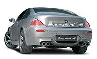 Выхлопная система Supersprint на BMW M6 E63