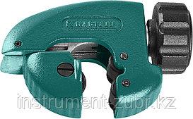 Труборез KRAFTOOL MINI, для труб из цветных металлов, 3-28 мм