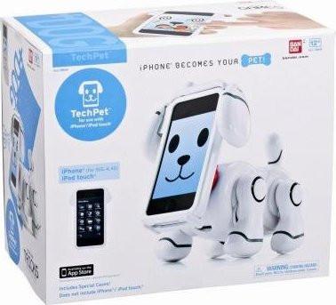 Tech Pet питомец (iPhone 4, 4S, 3GS, iPod touch 4-го поколения)