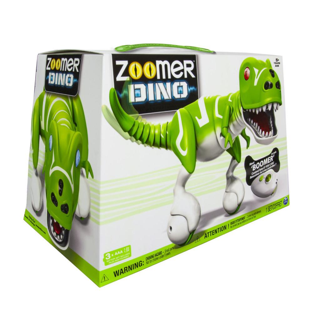 Dino Zoomer - Интерактивный робот-динозавр