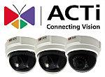 Скоро в продаже: широкоугольные камеры ACTi B51, B52, B53
