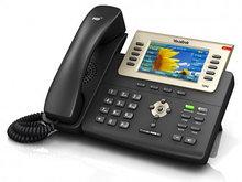 Yealink SIP-T29G SIP-телефон, цветной экран, 16 аккаунтов, BLF, PoE, GigE (блок питания в комплекте)