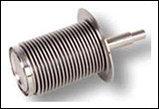 Угловые пневматические вакуумные клапаны с пневмоприводом двустороннего действия (пневматические угловые вакуу, фото 3
