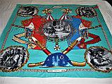 Женский шейный платок в подарочной коробке., фото 8