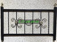 Оградка на могилу №3
