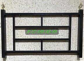 Оградки на кладбище №7, фото 2