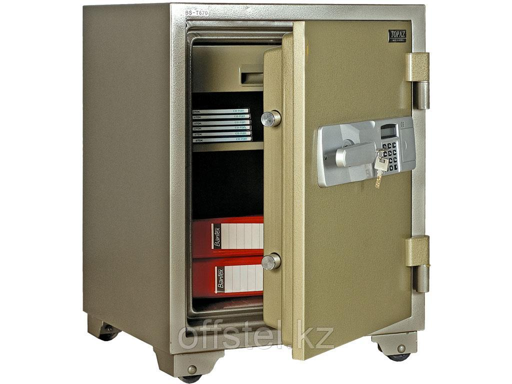 Огнестойкий сейф Topaz BST-670