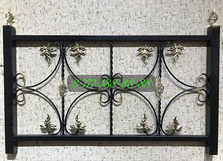 Оградка с листиками №12, фото 2