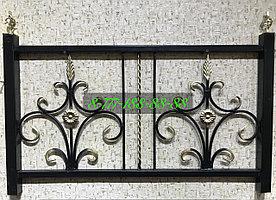 Оградки на кладбище №17