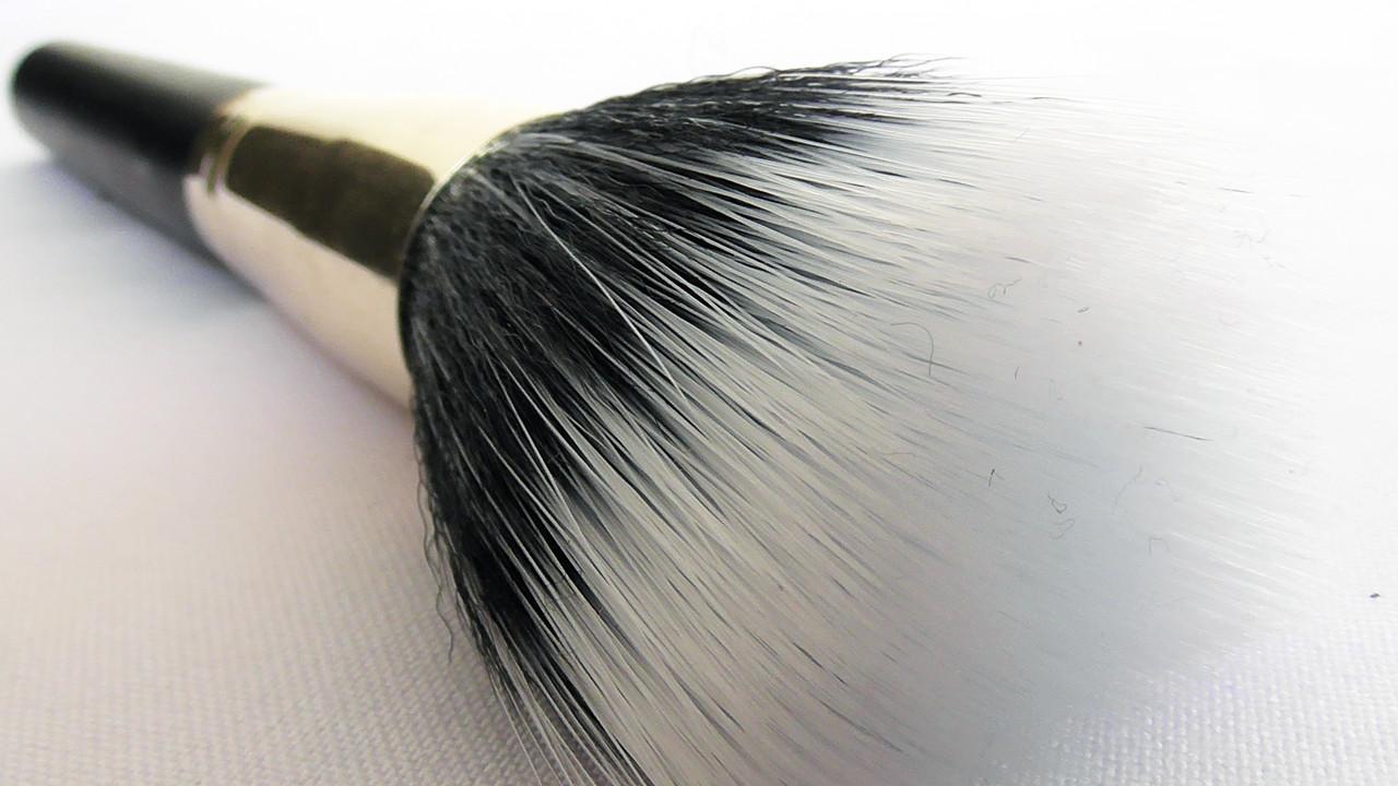 Кисть для макияжа, растушевки тональной основы, для пудры № 187, MAC
