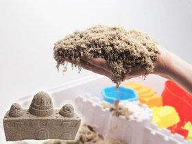 Кинетический песок / kinetic sand