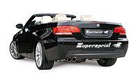 Выхлопная система Supersprint на BMW 3 E93