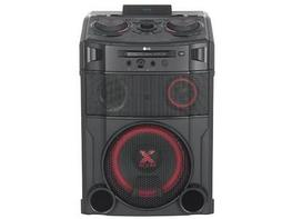 Музыкальный центр LG OM7550K Black