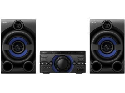 Музыкальный центр Sony MHC-M20D Black