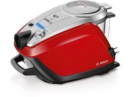 Пылесос Bosch BGS5335 Silver-Red
