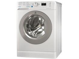 Стиральная машина Indesit BWSA 61051 S White-Silver