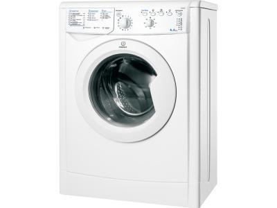 Стиральная машина Indesit IWSB 5105 CIS White
