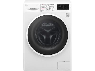 Стиральная машина LG F2J6HS0W White-Black