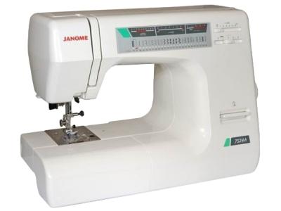 Швейная машина Janome 7524A White